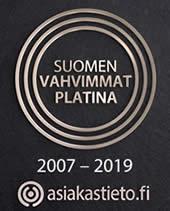 Suomen Vahvimmat Platina 2007 - 2019
